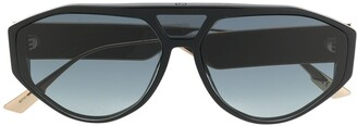 Christian Dior Clan 1 aviator sunglasses