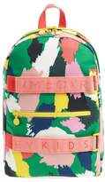 Stella McCartney Girl's Print Backpack - Green