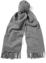 Acne Studios Canada Mélange Virgin Wool Scarf