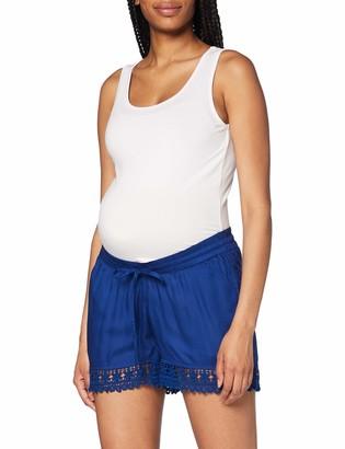 Mama Licious Mamalicious Women's Mlrebekka Woven Shorts