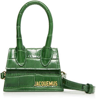 Jacquemus Le Chiquito Leather Mini Bag