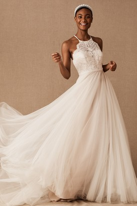 By Watters Wtoo Claremore Gown