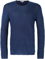 John Varvatos fine-knit sweater - men - Silk/Cashmere - S
