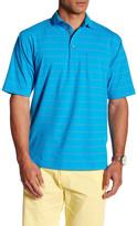 Bobby Jones Short Sleeve Stripe Shirt