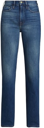 Frame Le Jane Straight Jeans