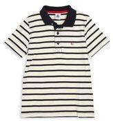 Petit Bateau Toddler's & Little Boy's Striped Polo
