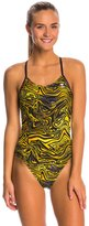 TYR Heat Wave Cutoutfit One Piece Swimsuit 8145511