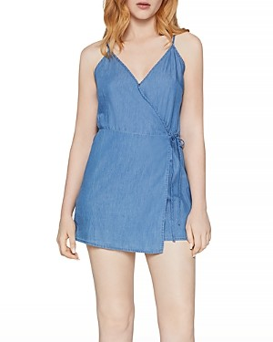 BCBGeneration Cotton Skort Romper