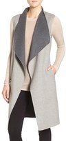 Soia & Kyo Women's Double-Face Wool Blend Vest