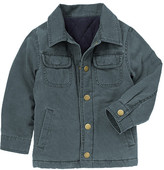 Gymboree Quilted Canvas Jacket