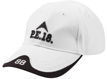Balenciaga PE Logo Baseball Cap