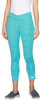 Cuddl Duds As Is Sport Layer Cropped Pant