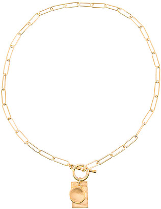 Five and Two jewelry Shelby Necklace