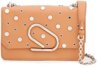 3.1 Phillip Lim Alix Embellished Leather Shoulder Bag