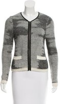 The Kooples Angora-Blend Knit Cardigan