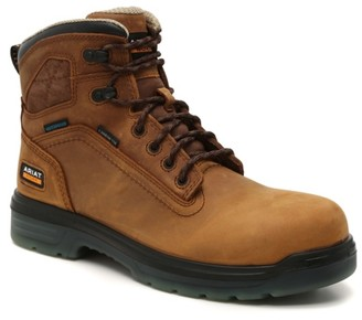 """Ariat Turbo 6"""" Carbon Toe Work Boot"""