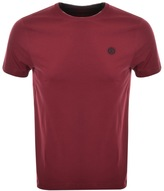 Henri Lloyd Radar Regular T Shirt Burgundy