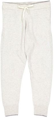 Morgan Lane Grey Cashmere Trousers
