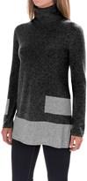 Krimson Klover Stacks Turtleneck Sweater - Merino Wool-Cashmere (For Women)