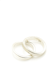 Sikara & Co. Double Thin Wave Ring