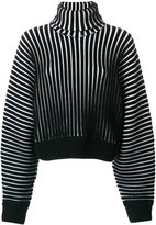Diesel Black Gold oversized roll neck jumper