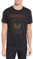 John Varvatos Men's Ramones Seal Logo Graphic T-Shirt
