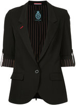 GUILD PRIME one button blazer