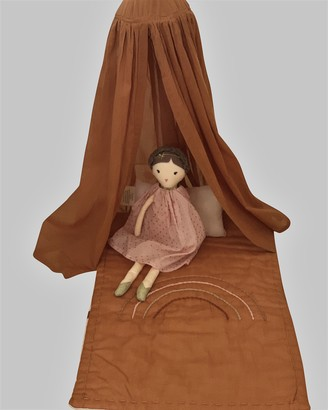 Little Nordic Kids - Pink Doll clothes & Accessories - Mini Doll Quilt & Doll Canopy Bundle - Size One Size, One size at The Iconic