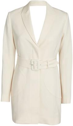 Jonathan Simkhai Wendy Cut-Out Blazer Dress