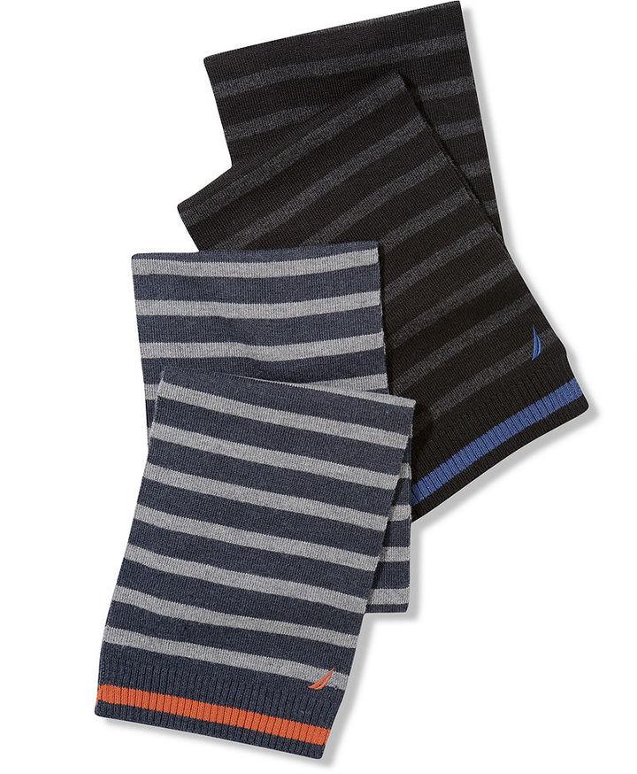 Nautica Scarves, Striped Scarf