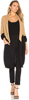 House Of Harlow x REVOLVE Lucelle Cardigan in Black