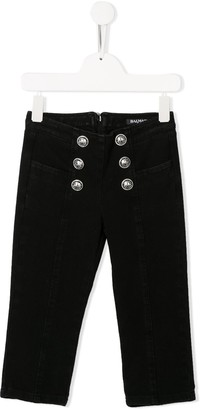 Balmain Kids Unica trousers