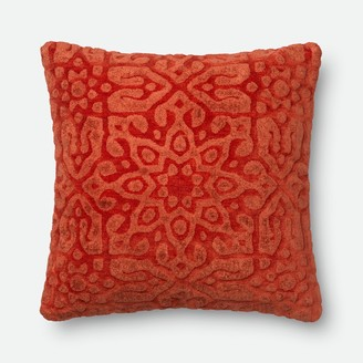 Loloi GPI09 Cotton & Viscose/Polyester Pillow Cover