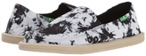 Sanuk Donna Tie-Dye Women's Slip on Shoes