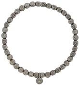 Tateossian expandable cube beaded bracelet