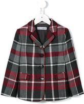 Dolce & Gabbana tartan blazer