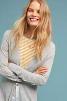 Meadow Rue Cali Ribbed Cardigan