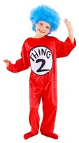Dr. Seuss Dr. Suess Toddler Thing 1 and 2 Costume 2T-4T