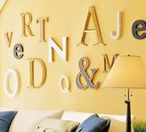 Oversized Letters