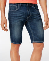 "INC International Concepts Men's 11"" Straight-Fit Denim Shorts, Only at Macy's"
