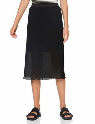 Pimkie Women's PBS20 K-MINIPLISSE Skirt