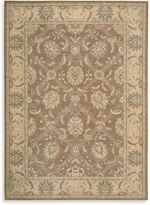 Bed Bath & Beyond Persian Empire Rug in Mocha