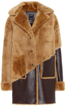 Rokh Shearling coat