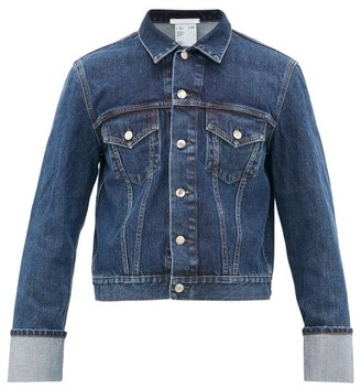 Helmut Lang Denim Trucker Jacket - Mens - Indigo
