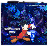 Disney Sorcerer Mickey Mouse and Friends Autograph Book - Walt World 2017