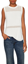 Rachel Roy Illusion Back Keyhole Top