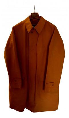 Arnys Orange Cotton Coats