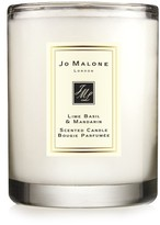 Jo Malone TM) 'Lime Basil & Mandarin' Scented Travel Candle