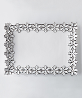 Torre & Tagus Daisy Trim Rectangle Platter