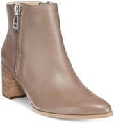 Charles by Charles David Uma Side-Zip Booties Women's Shoes